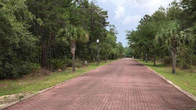 Lot 11 Riker Avenue, Santa Rosa Beach, FL 32459 (MLS #835266) :: Berkshire Hathaway HomeServices Beach Properties of Florida
