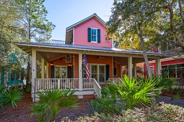 108 Silver Laurel Way, Santa Rosa Beach, FL 32459 (MLS #835316) :: Luxury Properties on 30A