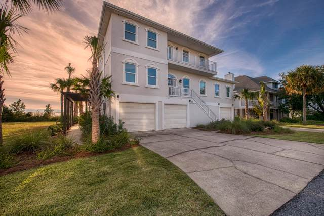 321 Deer Point Drive, Gulf Breeze, FL 32561 (MLS #835328) :: Coastal Lifestyle Realty Group