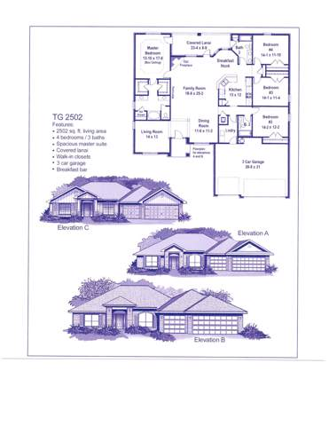 2341 Genevieve Way, Crestview, FL 32536 (MLS #835336) :: ENGEL & VÖLKERS