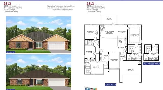 2387 Genevieve Way, Crestview, FL 32536 (MLS #835339) :: ENGEL & VÖLKERS
