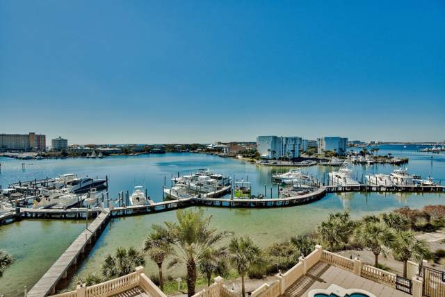 770 W Harbor Boulevard 3G, Destin, FL 32541 (MLS #835400) :: RE/MAX By The Sea