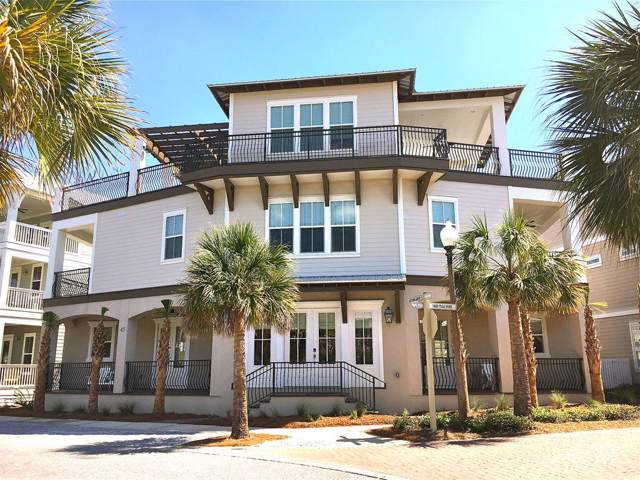 45 Blue Crab Loop, Santa Rosa Beach, FL 32459 (MLS #835455) :: Coastal Luxury