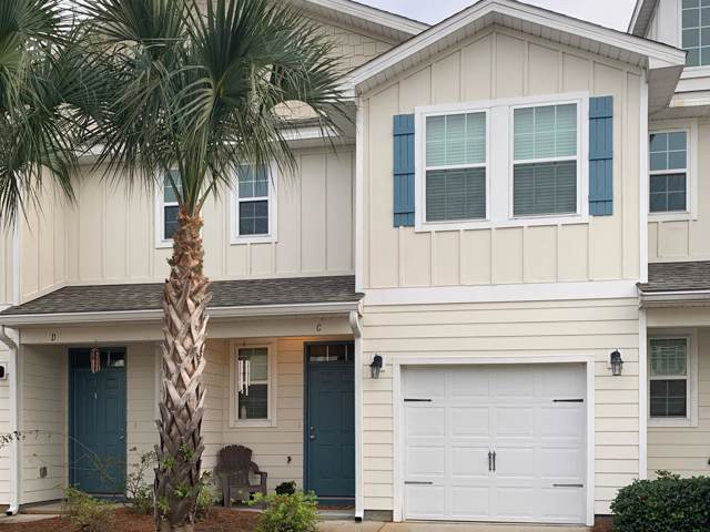 17 W Shady Oaks Lane Unit C, Santa Rosa Beach, FL 32459 (MLS #835471) :: Classic Luxury Real Estate, LLC