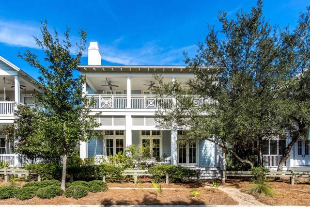 21 Bluejack Street, Santa Rosa Beach, FL 32459 (MLS #835479) :: Luxury Properties on 30A