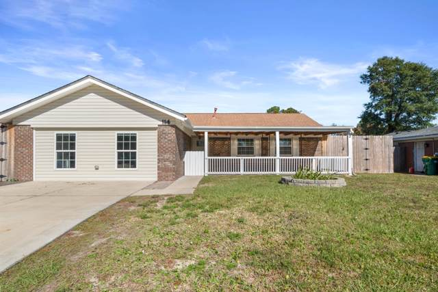 114 Perdido Circle, Niceville, FL 32578 (MLS #835487) :: RE/MAX By The Sea
