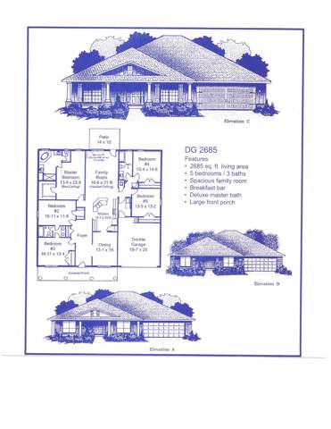 5746 Marigold Loop, Crestview, FL 32539 (MLS #835500) :: Linda Miller Real Estate