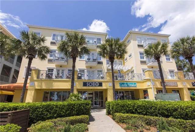 45 Town Center Loop Unit 2-13, Santa Rosa Beach, FL 32459 (MLS #835514) :: Classic Luxury Real Estate, LLC