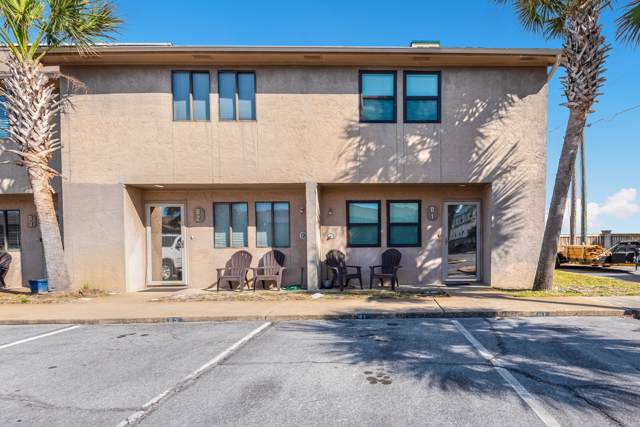 8443 Gulf Boulevard Apt B1, Navarre, FL 32566 (MLS #835522) :: The Beach Group
