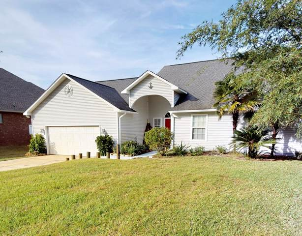 3888 Paradise Bay Drive, Gulf Breeze, FL 32563 (MLS #835525) :: Classic Luxury Real Estate, LLC