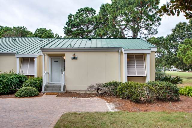 642 Bayou Drive #642, Miramar Beach, FL 32550 (MLS #835526) :: RE/MAX By The Sea
