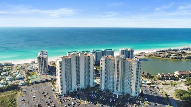 122 Seascape Drive #305, Miramar Beach, FL 32550 (MLS #835541) :: Luxury Properties on 30A