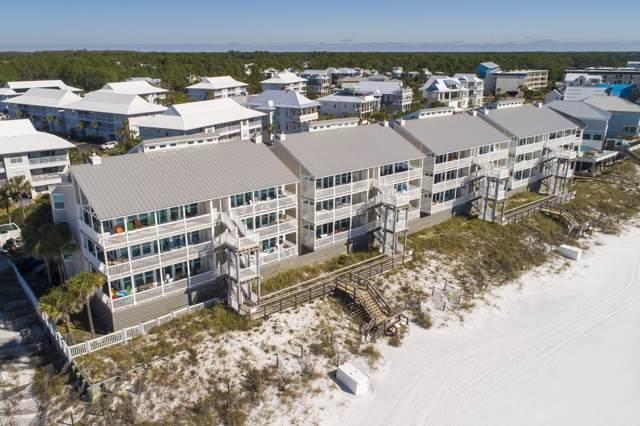 142 Beachside Drive #6, Santa Rosa Beach, FL 32459 (MLS #835544) :: Berkshire Hathaway HomeServices Beach Properties of Florida