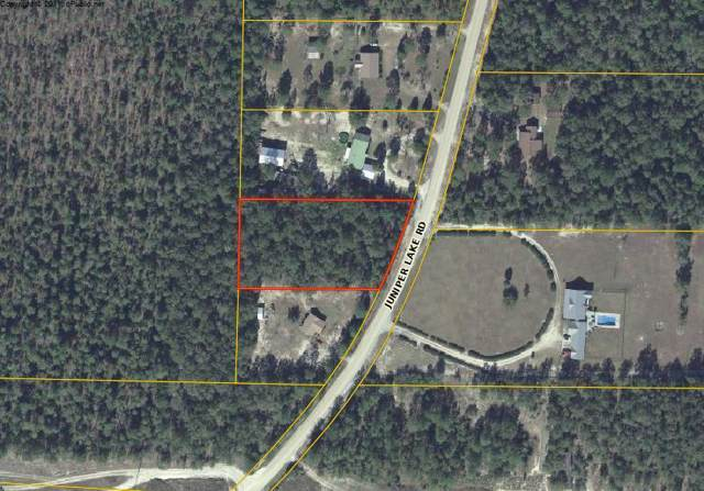 1.4ac. Juniper Lake Road, Defuniak Springs, FL 32433 (MLS #835550) :: Hilary & Reverie