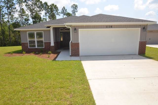 6099 Redberry Drive, Gulf Breeze, FL 32563 (MLS #835566) :: Homes on 30a, LLC