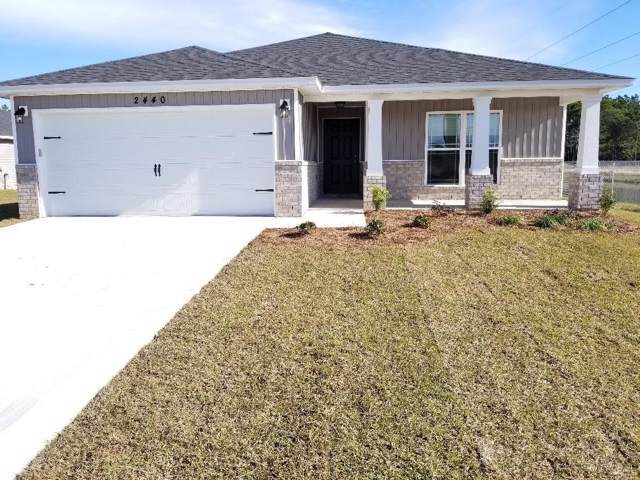 6098 Redberry Drive, Gulf Breeze, FL 32563 (MLS #835568) :: Homes on 30a, LLC