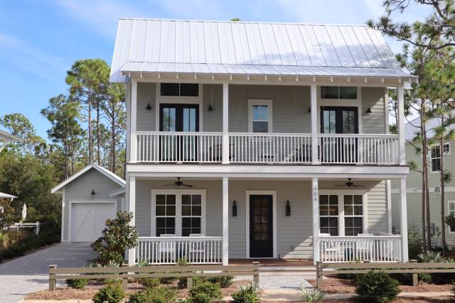 404 E Royal Fern Way, Santa Rosa Beach, FL 32459 (MLS #835605) :: Luxury Properties on 30A