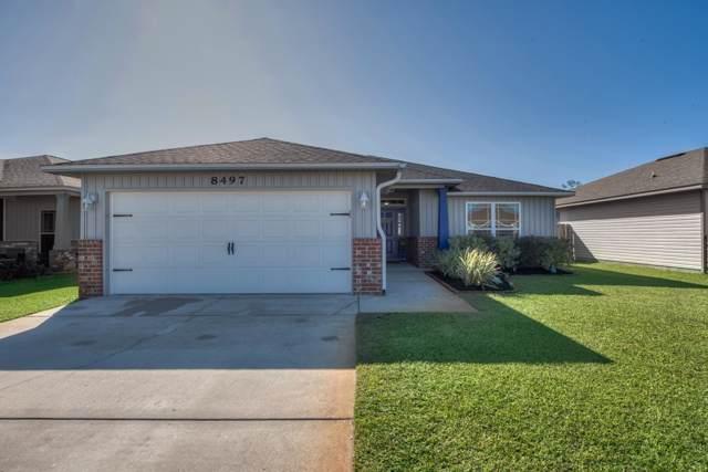 8497 Island Drive, Navarre, FL 32566 (MLS #835613) :: Somers & Company