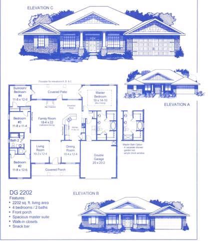 5757 Marigold Loop, Crestview, FL 32539 (MLS #835642) :: Scenic Sotheby's International Realty