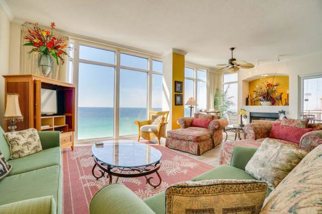 6627 Thomas Drive Unit 1007, Panama City Beach, FL 32408 (MLS #835655) :: Classic Luxury Real Estate, LLC