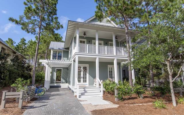 44 Thicket Circle, Santa Rosa Beach, FL 32459 (MLS #835656) :: RE/MAX By The Sea