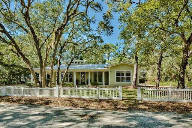 100 Grayton Trails Road, Santa Rosa Beach, FL 32459 (MLS #835707) :: Scenic Sotheby's International Realty