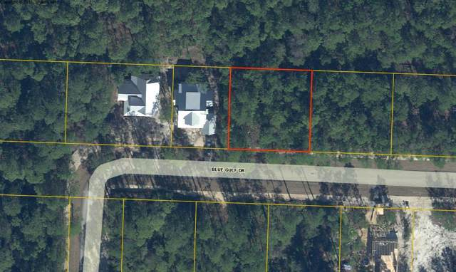 Lot 20 Blue Gulf Drive, Santa Rosa Beach, FL 32459 (MLS #835714) :: Scenic Sotheby's International Realty