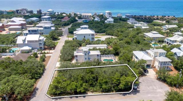 Lot 24 C Street, Inlet Beach, FL 32461 (MLS #835720) :: RE/MAX By The Sea