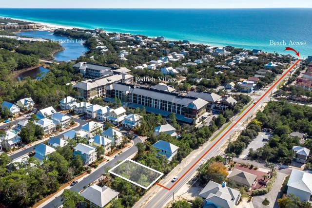Lot 88 Cabana Trail, Santa Rosa Beach, FL 32459 (MLS #835734) :: RE/MAX By The Sea