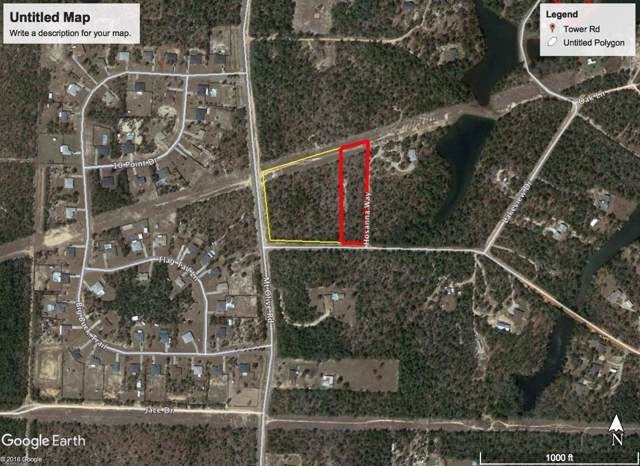 2.59 AC-Z Lakeview Drive, Crestview, FL 32536 (MLS #835739) :: Keller Williams Emerald Coast