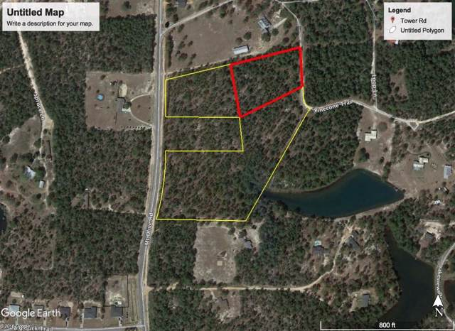 2.61 AC-G Pine Cone Trail, Crestview, FL 32536 (MLS #835740) :: Keller Williams Emerald Coast