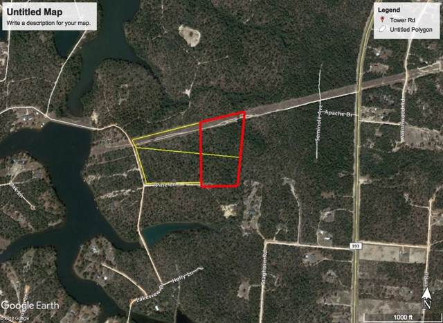 9.91 AC-GG Pine Lane, Crestview, FL 32536 (MLS #835745) :: RE/MAX By The Sea