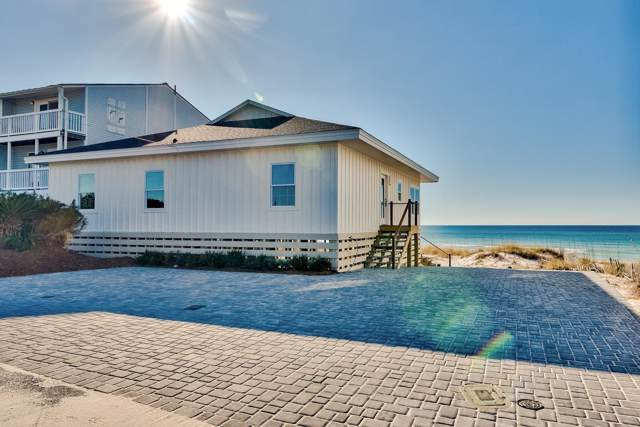 26 E Walton Magnolia Lane, Inlet Beach, FL 32461 (MLS #835767) :: Keller Williams Emerald Coast
