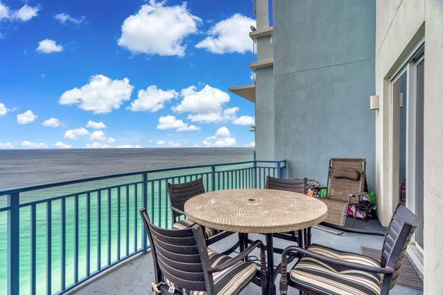 16701 Front Beach Road #2304, Panama City Beach, FL 32413 (MLS #835809) :: Scenic Sotheby's International Realty
