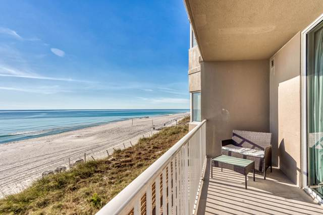 16819 Front Beach Road #103, Panama City Beach, FL 32413 (MLS #835818) :: Better Homes & Gardens Real Estate Emerald Coast