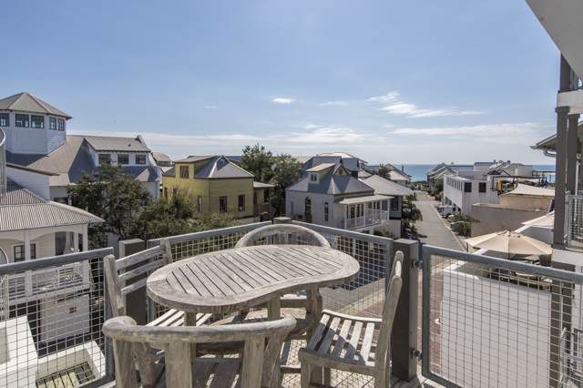 5 Main Street 1E, Rosemary Beach, FL 32461 (MLS #835882) :: Hilary & Reverie