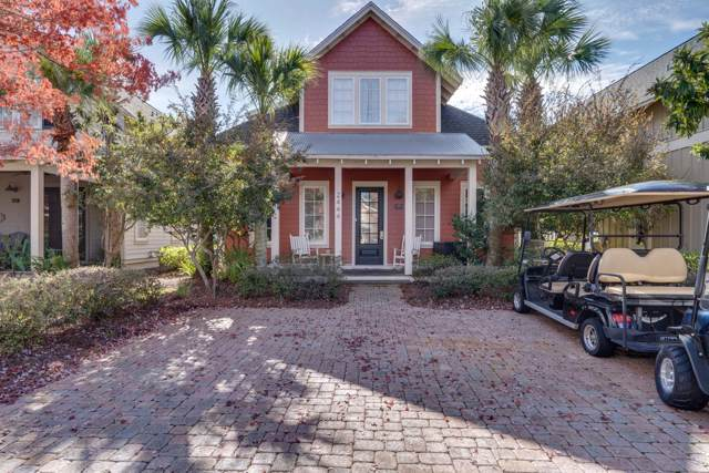 2444 Bungalo Lane, Miramar Beach, FL 32550 (MLS #835928) :: Somers & Company