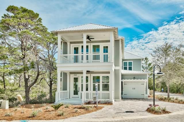 37 Gulfview Way, Santa Rosa Beach, FL 32459 (MLS #835950) :: Scenic Sotheby's International Realty