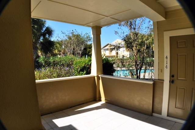 119 Topsail Village Drive #414, Santa Rosa Beach, FL 32459 (MLS #835976) :: 30A Escapes Realty