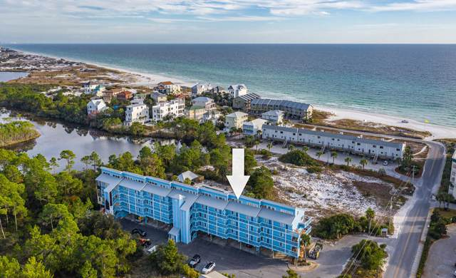 145 Beachfront Trail Unit 306, Santa Rosa Beach, FL 32459 (MLS #835990) :: Luxury Properties on 30A