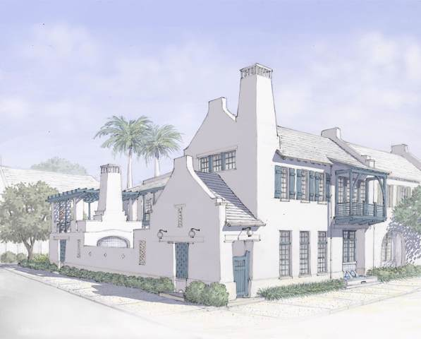 127 N Castle Harbour Drive U45, Alys Beach, FL 32461 (MLS #836028) :: 30a Beach Homes For Sale