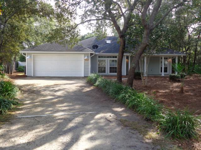 156 S Camp Creek Road, Panama City Beach, FL 32461 (MLS #836053) :: Linda Miller Real Estate