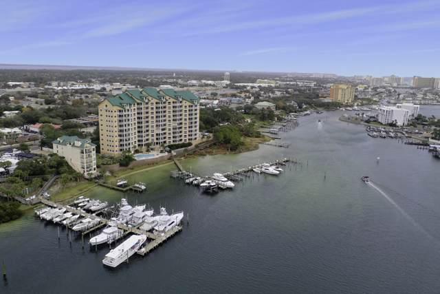 662 Harbor Boulevard #820, Destin, FL 32541 (MLS #836061) :: Luxury Properties on 30A