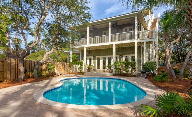 41 Gulf Point Road, Santa Rosa Beach, FL 32459 (MLS #836068) :: Hilary & Reverie