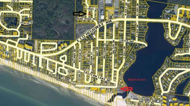 Hiker Lot 8 Blk B Street, Santa Rosa Beach, FL 32459 (MLS #836070) :: The Premier Property Group