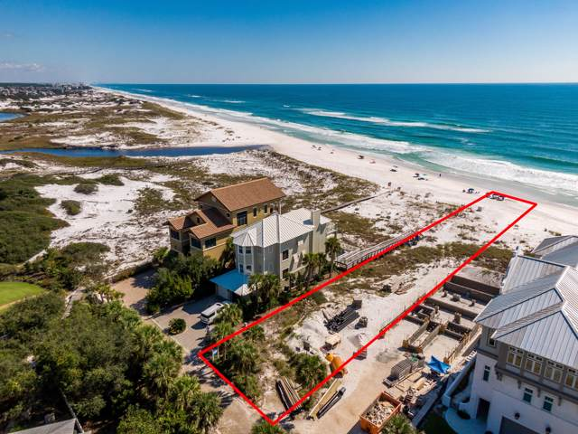 Lot 5 Deerlake Beach Drive, Santa Rosa Beach, FL 32459 (MLS #836087) :: 30a Beach Homes For Sale