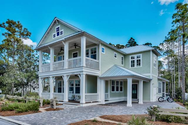 384 E Royal Fern Way, Santa Rosa Beach, FL 32459 (MLS #836146) :: Luxury Properties on 30A