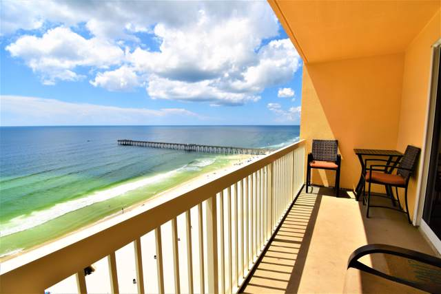 15817 Front Beach Road Unit 2-1507, Panama City Beach, FL 32413 (MLS #836149) :: CENTURY 21 Coast Properties