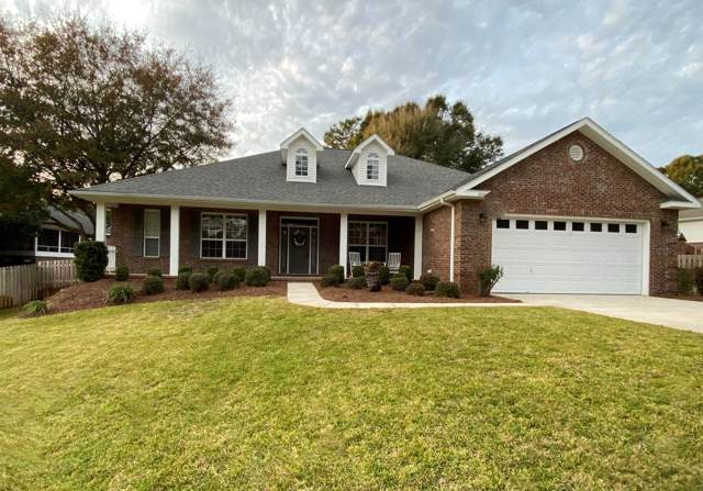 606 Shoal River Drive, Crestview, FL 32539 (MLS #836152) :: Linda Miller Real Estate