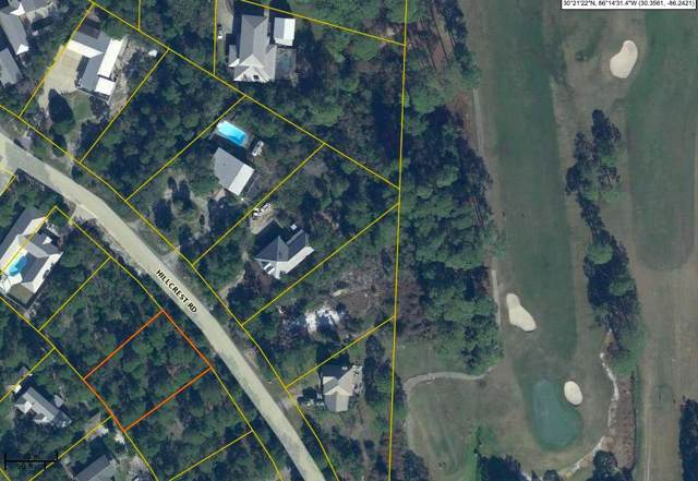 Lot 16 Hillcrest Road, Santa Rosa Beach, FL 32459 (MLS #836196) :: 30A Escapes Realty